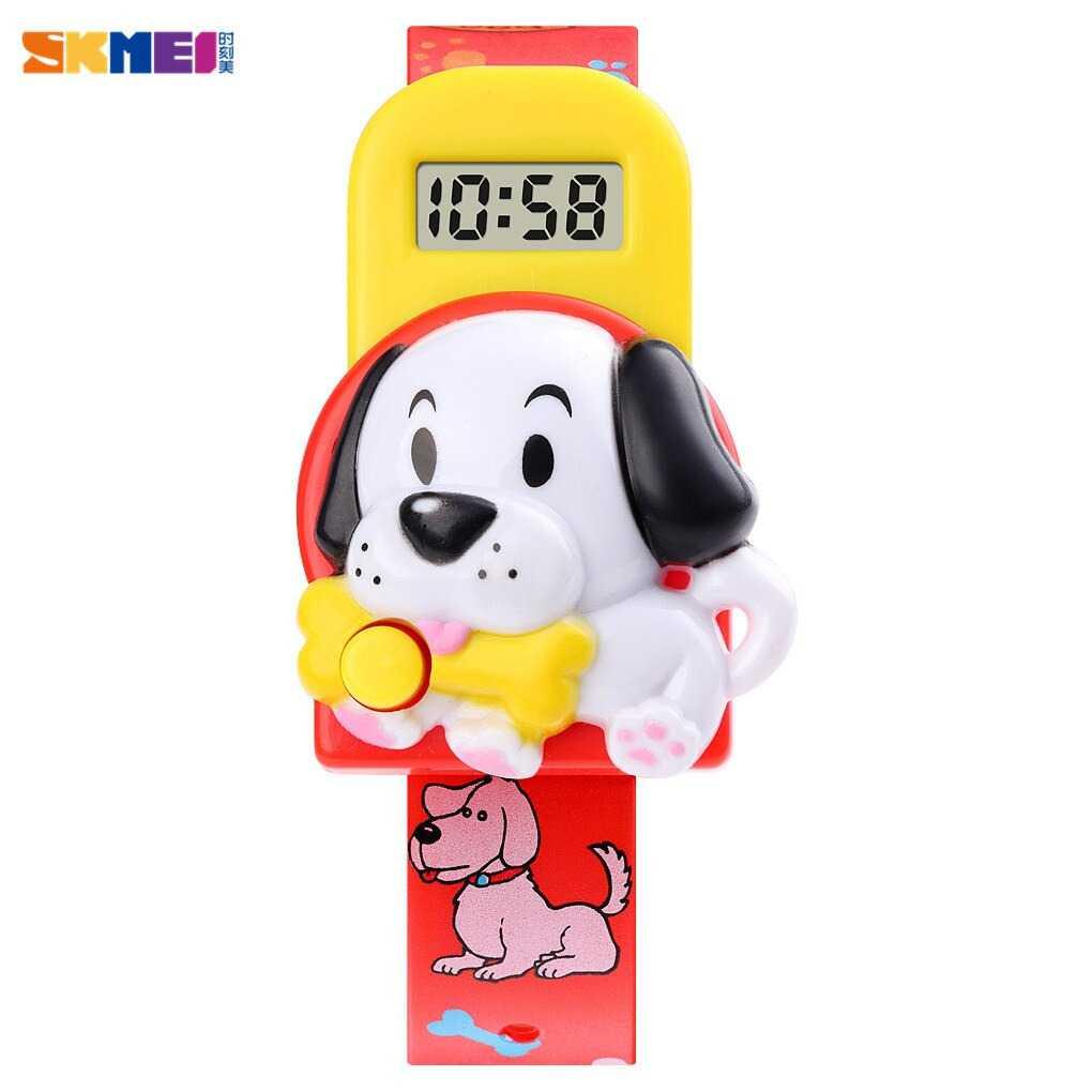 Jam Tangan Anak LCD SKMEI DG1754