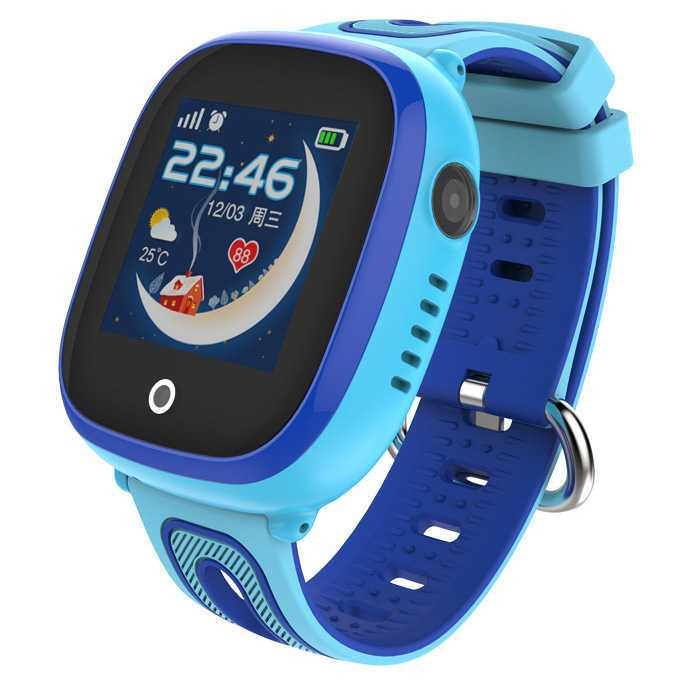 Jam Tangan Anak SKMEI Digital Watch Phone Camera GPS Original DGF31