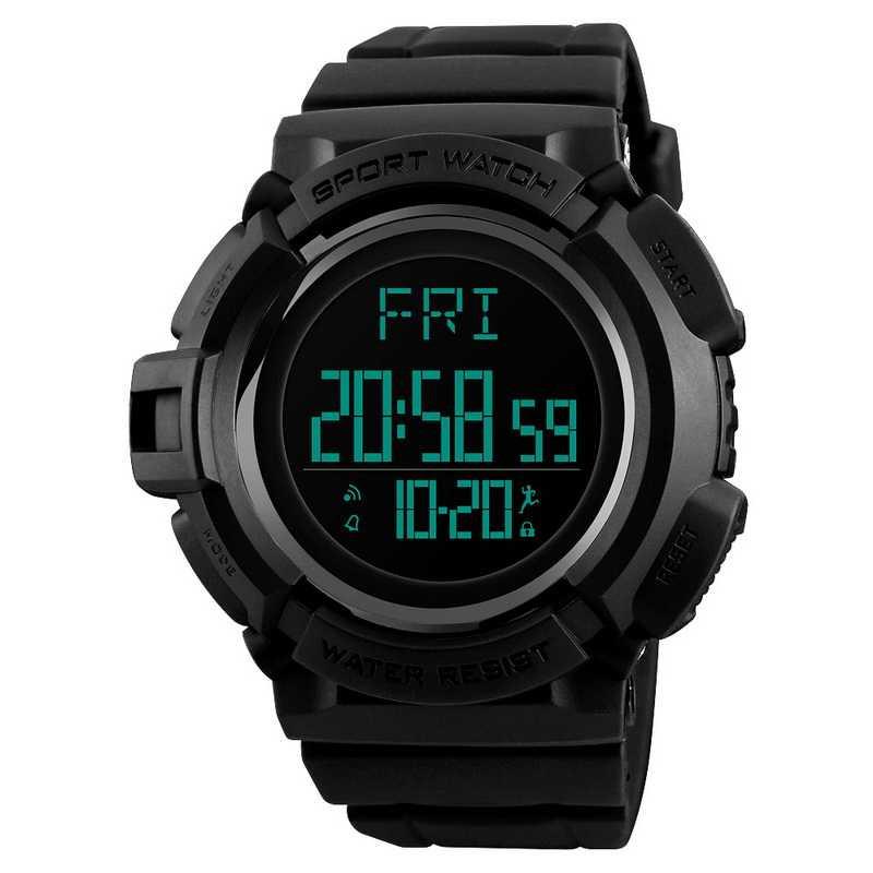 Jam Tangan Pria Digital SKMEI Sport LED Watch Original DG1339