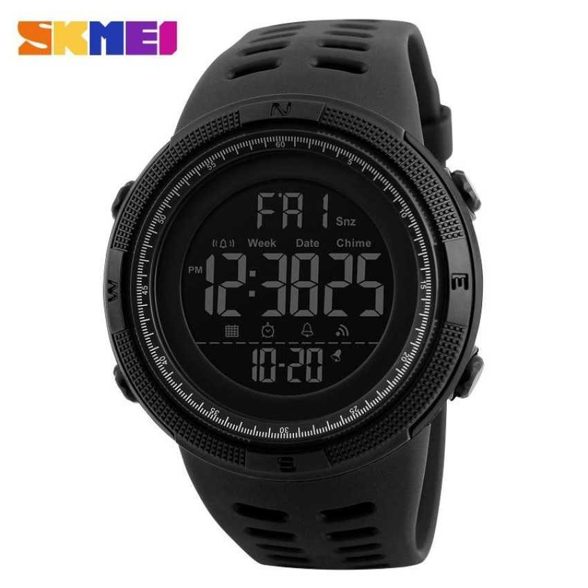 Jam Tangan Pria SKMEI Digital Casual Men Watch Original DG1251