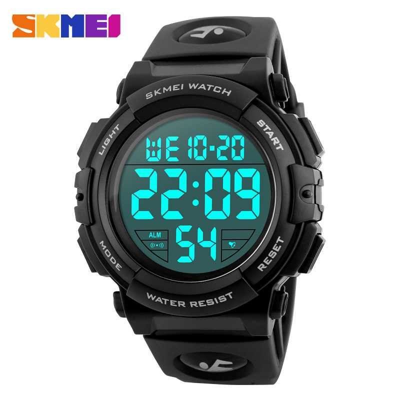 Jam Tangan Pria SKMEI Digital Casual Men Watch Original DG1258
