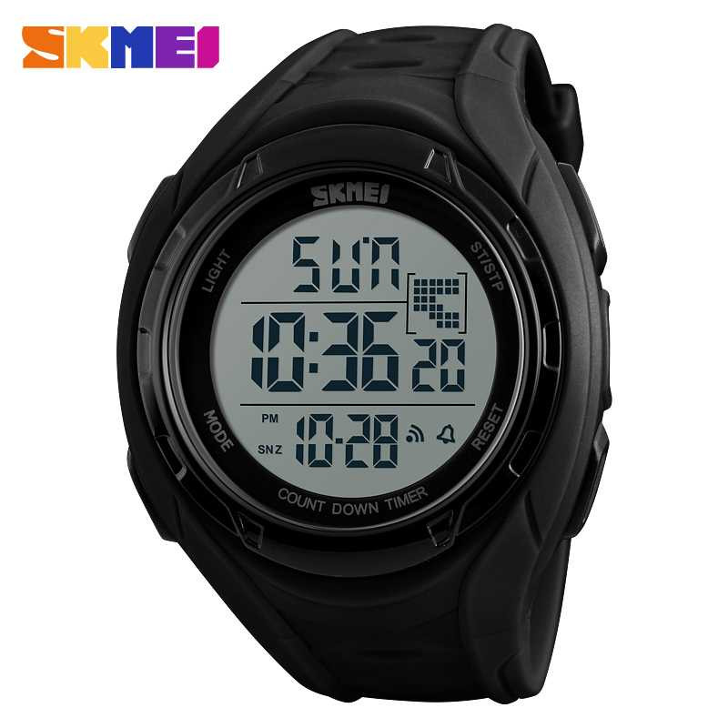 Jam Tangan Pria SKMEI Digital Casual Men Watch Original DG1313