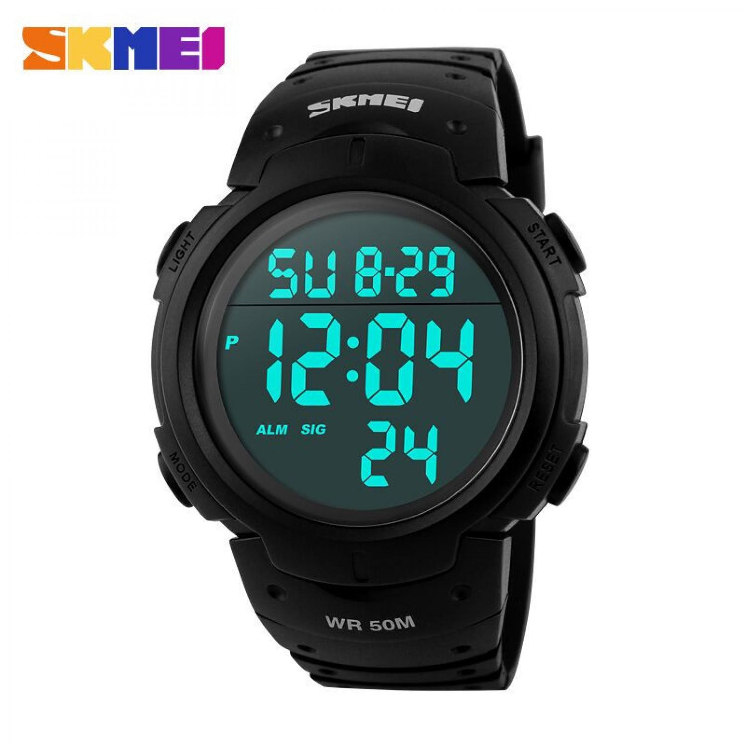 Jam Tangan Pria SKMEI Digital Pioneer Sport Watch Original DG1068
