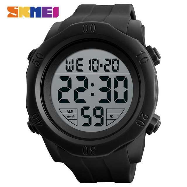 Jam Tangan Pria SKMEI Digital Pioneer Sport Watch Original DG1305