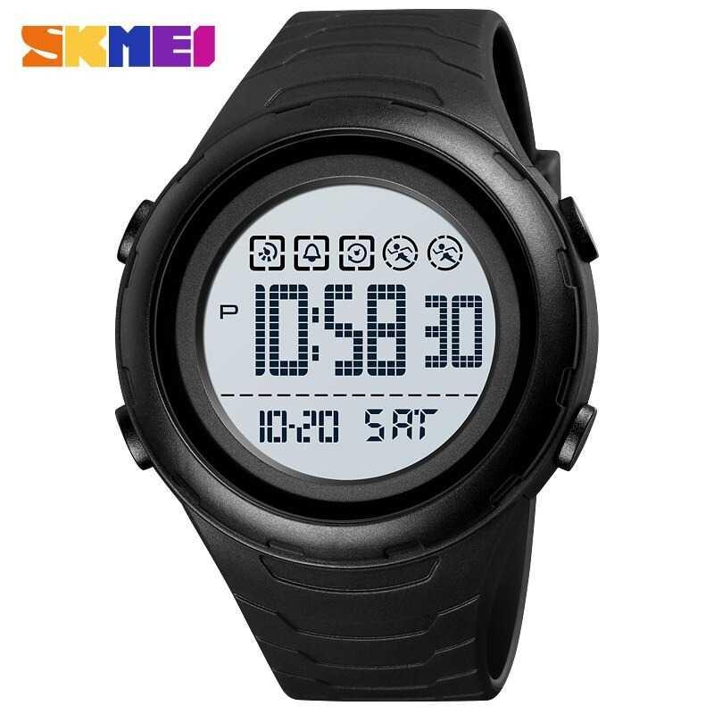 Jam Tangan Pria SKMEI Digital Pioneer Sport Watch Original DG1674