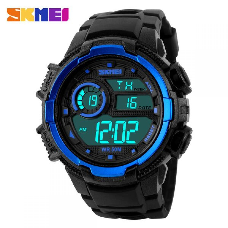Jam Tangan Pria SKMEI Digital S-Shock Sport Watch Original DG1113