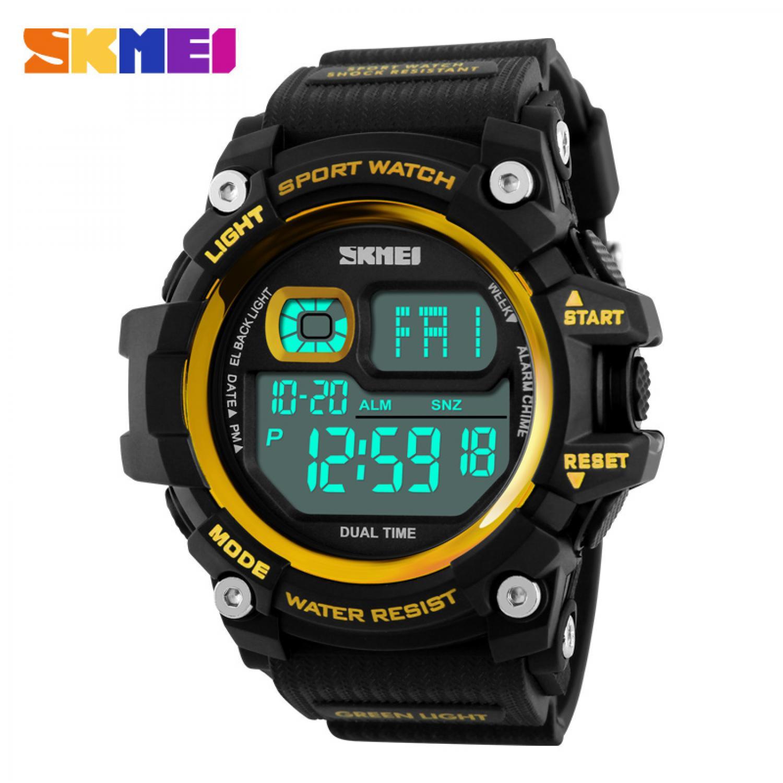 Jam Tangan Pria SKMEI Digital S-Shock Sport Watch Original DG1229