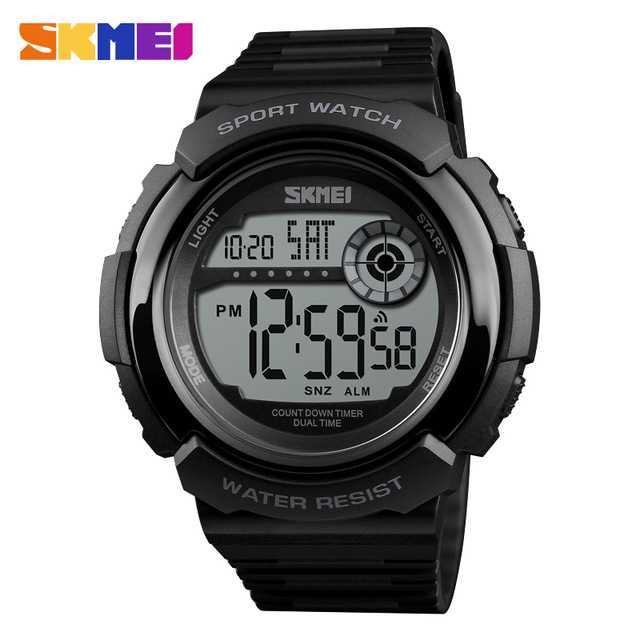 Jam Tangan Pria SKMEI Digital S-Shock Sport Watch Original DG1367