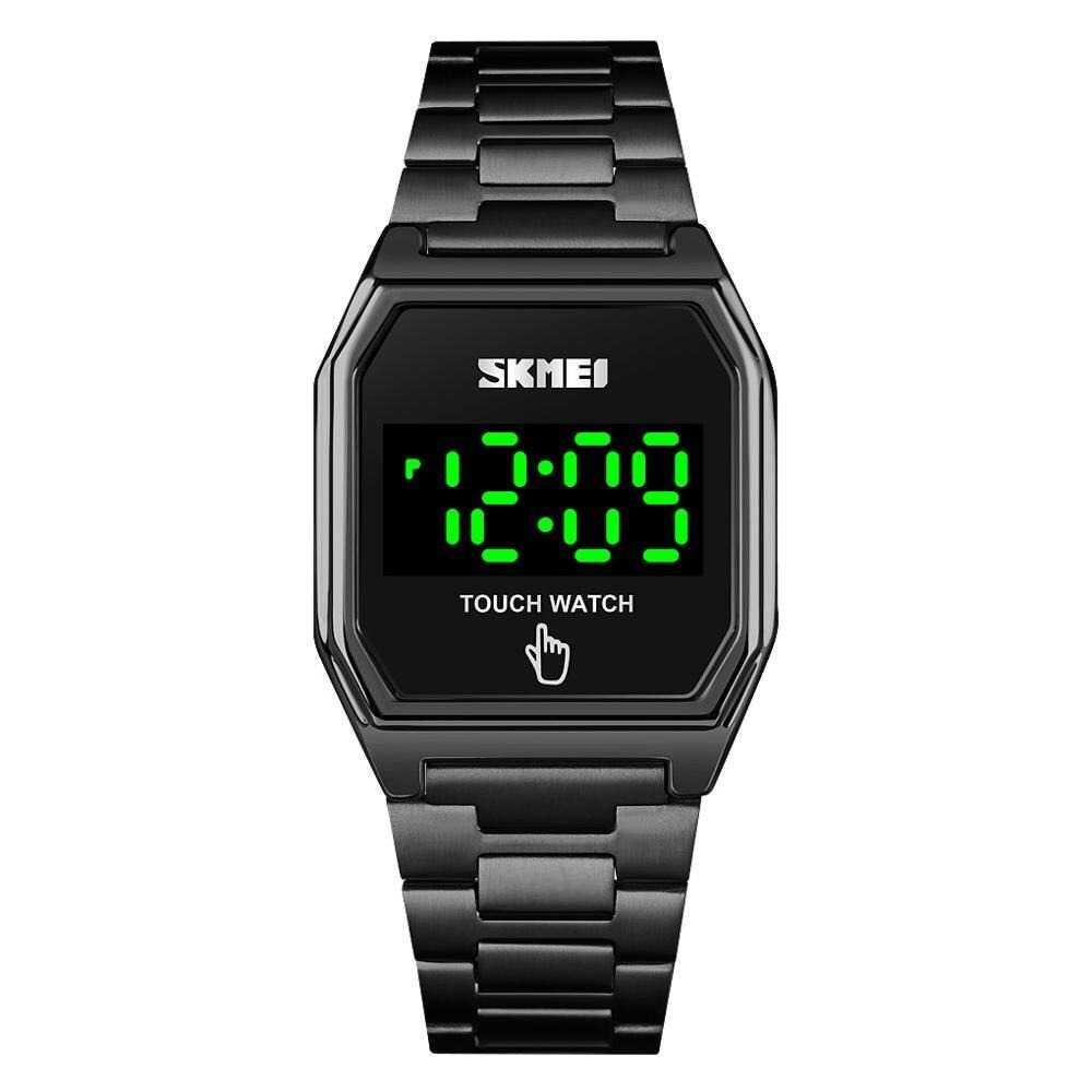 Jam Tangan Pria SKMEI Digital Sport LED Touch Original DG1679
