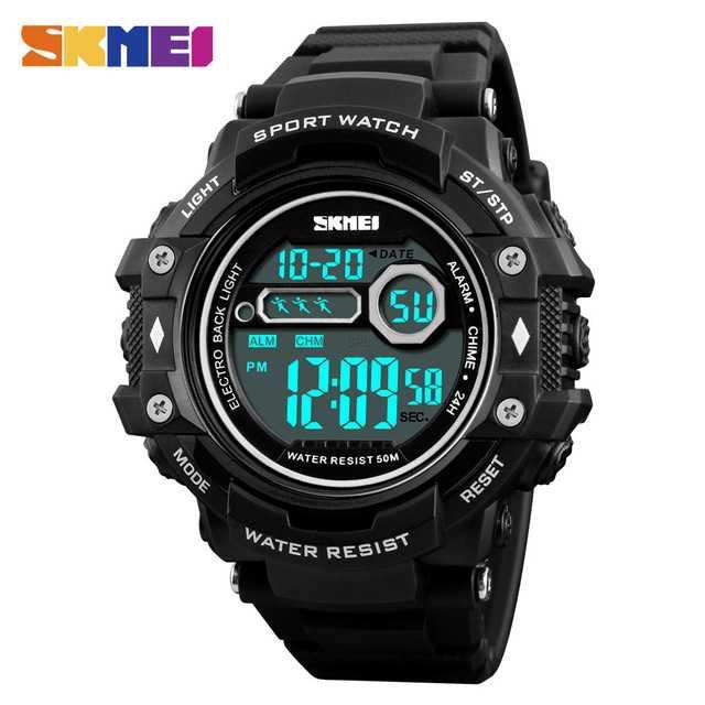 Jam Tangan Pria SKMEI Digital Sport Watch Original DG1325