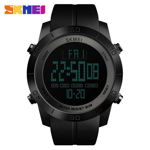 Jam Tangan Pria SKMEI Digital Sport Watch Original DG1353