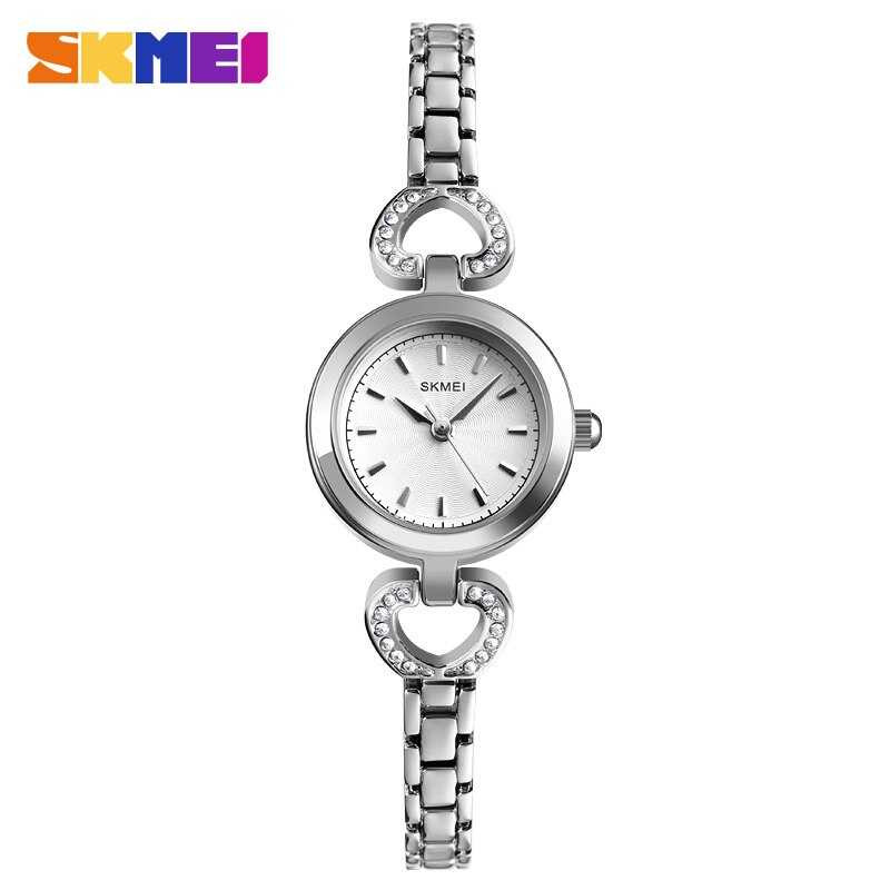 Jam Tangan Wanita SKMEI Casio Women Fashion Original 1408CS