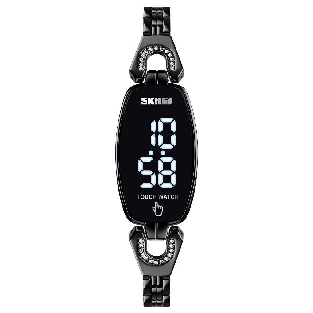 Jam Tangan Wanita SKMEI Digital Sport LED Touch Original DG1588