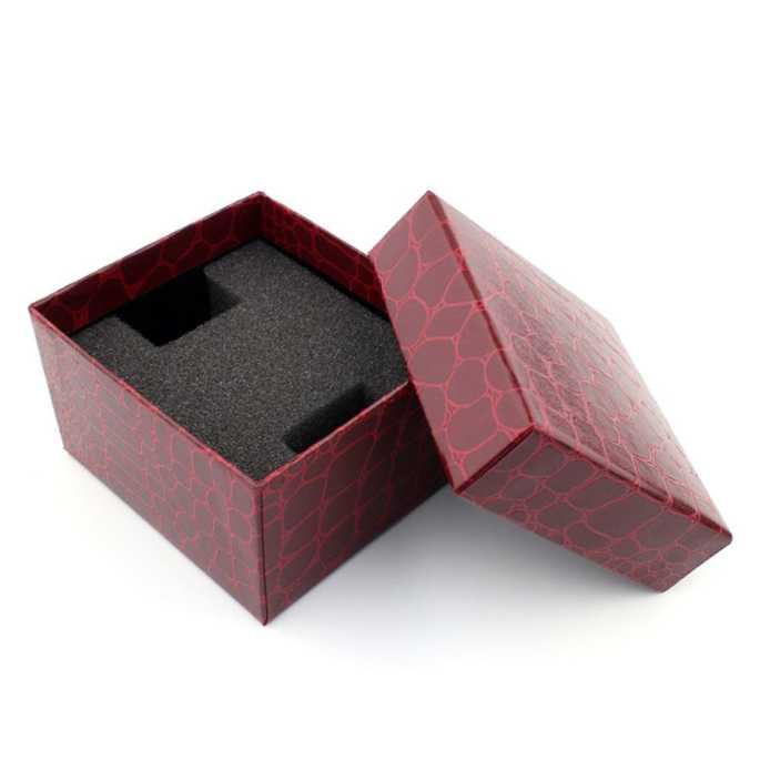 Kotak Jam Tangan Kulit SKMEI Kemasan Box